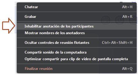 compartir pantalla zoom